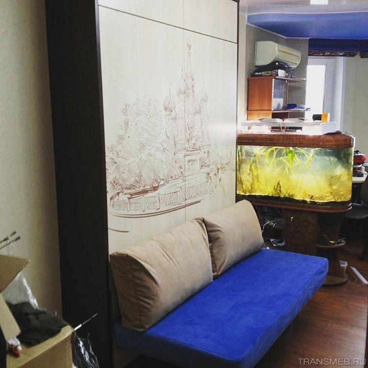 Диван кровать трансформер цена в  Москве