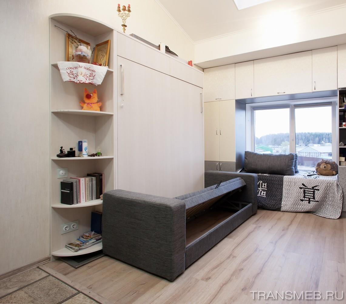 Шкаф диван кровать трансформер с доставкой