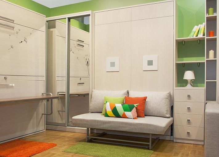 Кресло кровать для малогабаритной квартиры